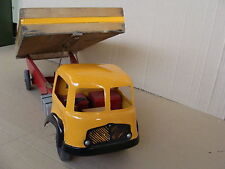 CAMION IN LEGNO ANNI 50-60 OLD EPOCA FIAT TOYS WOOD ITALY