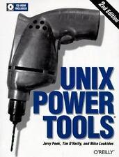 UNIX PowerTools by Peek, Jerry