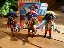 Playmobil 4654 Pirate special complete with 2 other pirate captains.