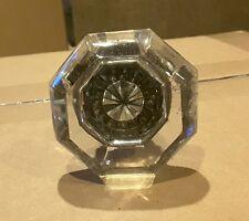 Vintage Glass knob Beautiful very nice