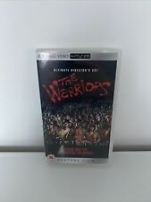 The Warriors Ultimate Director's Cut UMD PSP UK Release Region 2 FREE UK POST!