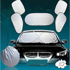 6pcs Auto Window Sunshade, Side Front Rear Sunshade Cover For Car