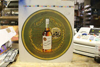 Vintage Laurel Springs Bourbon Whiskey J.F. Conrad Liquor Sign Test Plate Tray