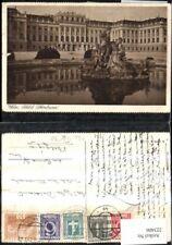 223406,5 Farben Frankatur Wien 1930 Mehrfarbenfrankatur