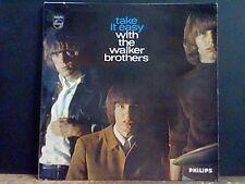 WALKER BROTHERS  Take It Easy  LP  Mono     GREAT !!