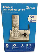 AT&T EL52119 Cordless Home Phone w/ Answering System, Call Blocking