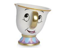 Taza Chip Bella Bestia Cerámica Mug Cup pelicula Disney movie beauty Beast