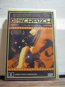 SCRATCH - Doug Pray - Used - Music DVD