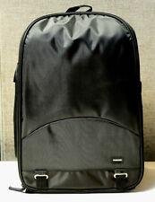 Waterproof DSLR Camera Lens Backpack Case Bag for Canon for Nikon for Sony Black