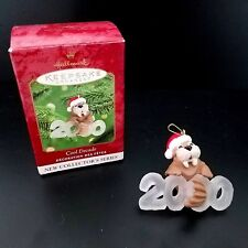 Hallmark Keepsake Ornament Cool Decade 2000 Collector's Series 1st Walrus
