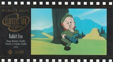 Upper Deck All-Time Toons Rabbit Fire Classic Ink Celcard Insert CL-11
