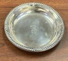 Vintage Birks Sterling Silver Nut Dish Mono 'S' Weighs 33.85 Grams