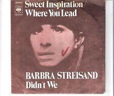 BARBARA STREISAND - Sweet inspiration