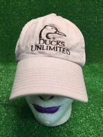 Pink Ducks Unlimited Hat Cap Adjustable StRapback Women Hunting Shooting Goose