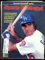 SI: Sports Illustrated April 12, 1982 Is Steve Garvey Too Good To Be True? G