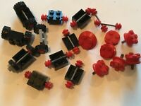 Lot SETS of LEGO WHEELS and Axles