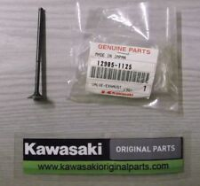 Kawasaki Motorcycle Engine Valves Control