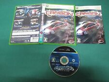 Xbox360 -- NEED FOR SPEED CARBON -- JAPAN. GAME.  Work. 47727