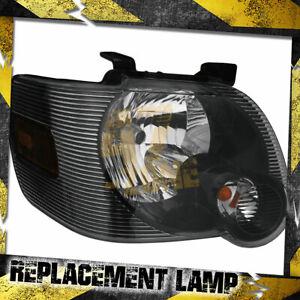 For 2007-2010 Ford Explorer Sport Trac Right Passenger Side Head Lamp Headlight