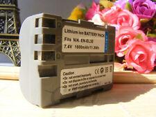 EN-EL3E BATTERY for Nikon D50 D70 D80 D90 D100 1600mAH
