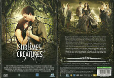 DVD - SUBLIMES CREATURES avec ALICE ENGLERT, JEREMY IRONS /COMME NEUF - LIKE NEW