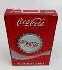 Bicycle Coca Cola & Coke Brand Playing Cards U.S. Playing Card Co. Complete Deck