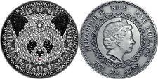 5 Dollar Niue 2021 - 2 OZ Panda Mandala Collection 2021