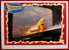 THUNDERBIRDS - Thunderbird 4 - Card #37 - Topps, 1993 - Gerry Anderson