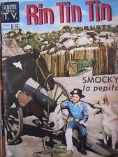 Rin Tin Tin n°86 1967 - contiene storia Cavaliere Sconosciuto [G.249]