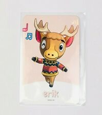 Amiibo NFC Karte Animal Crossing Erik 334