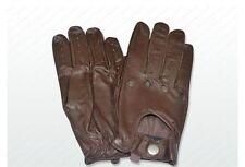 Guantes y manoplas de hombre en color principal marrón