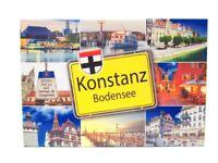 Konstanz Bodensee Foto Magnet Germany 8 cm Reise Souvenir