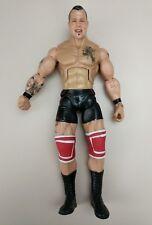 WWE Santino Marella Figure JAKKS Deluxe Aggression 17 WWF WCW TNA ECW NXT ROH