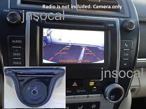 Backup Camera For Toyota Display Audio Entune  2012, 2013, 2014 Camry Prius RAV4