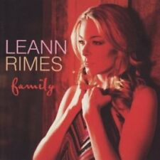 Rimes, Leann - Family feat BON JOVI CD NEU