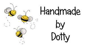 260 Personalised Mini Address labels Handmade etc  -  CUTE BUSY BEE TRIO