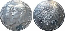 J 87  5 Mark Mecklenburg Schwerin 1904 A in PP-