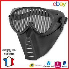 Masque à grille ASG Strike System Tactical Gear Gridmask 15173 Airsoft
