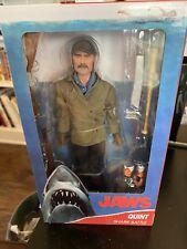 Jaws Quint Shark Battle Neca 8? action figure