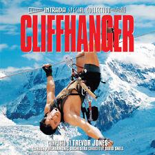CLIFFHANGER Soundtrack by Trevor Jones (2-CD,2010)Intrada Special Collection 156