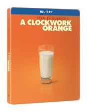 a Clockwork Orange Steelbook Blu Ray
