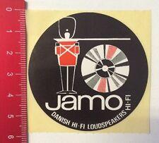 Pegatina/sticker: jamo hi-fi-Danish Hi-Fi Loudspeakers (19031652)