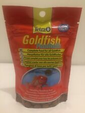 2XTetra Goldfish Cold Water Fun Balls Fish Food 20g FunBalls Treats Snack