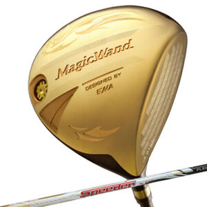 Aus Japan 2021 ENA Golf Japan Magic Wand ES Hi-COR Driver 11.5deg Speeder-RII