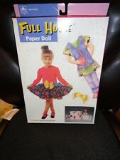 Vintage 1992 Golden Full House Paper Doll - Michelle NIB see description