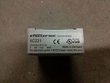 IFM IIC 221 IIK2022-ASI/M/US-104 sensor