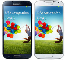 Samsung Galaxy S4 GT-I9505 - 16GB - 4G/LTE - White Frost - Black Mist - Android