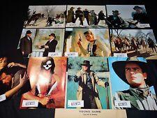 YOUNG GUNS  k sutherland , estevez ,..  jeu 10 photos cinema lobby cards western