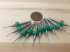 10 Pieces .5mm Micro Drill Bits 3D Printer Nozzle Cleaning PCB kit Extruder C11