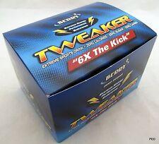 Tweaker Berry Flavor 12 ct Extreme Energy Shots 2.0 oz Zero Sugar Free Shipping
